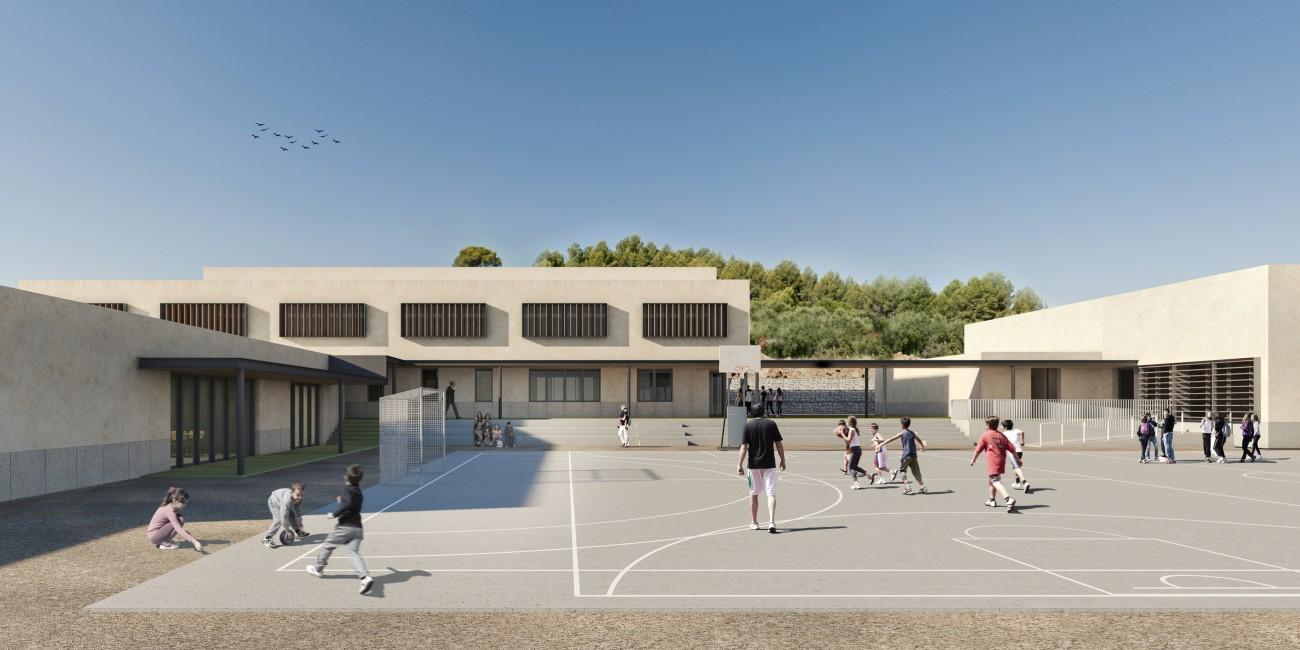 escuela infantil y primaria